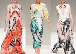 Trend alert - floral print