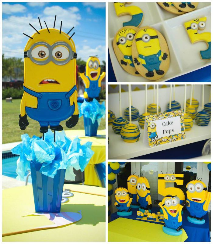 Despicable Me favors