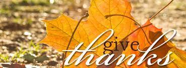 Thirty Thankful Days