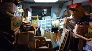 Disorganized basement